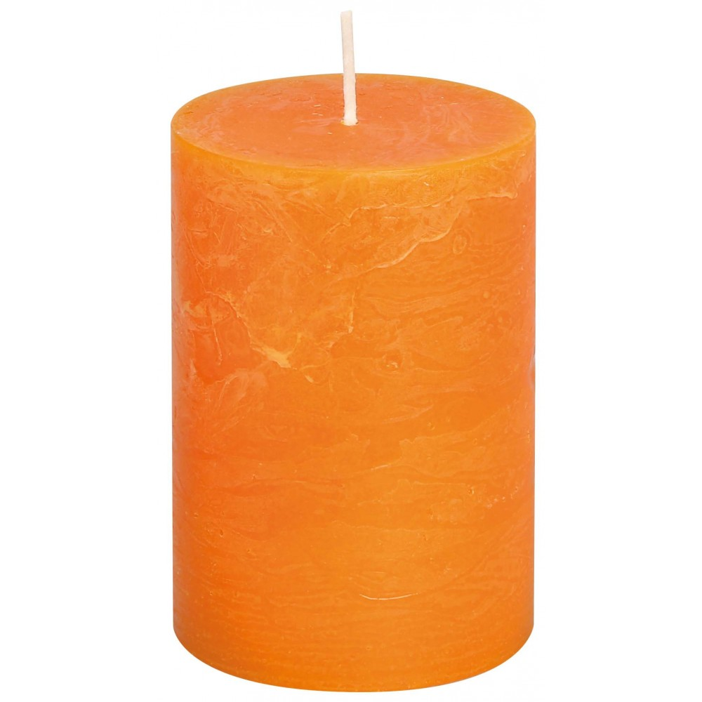 Svíčka RUSTIC meruňková 8 cm