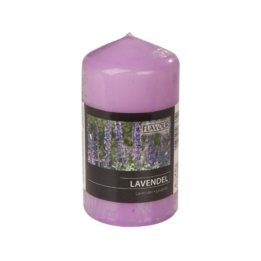 Svíčka vonná válec - Levandule