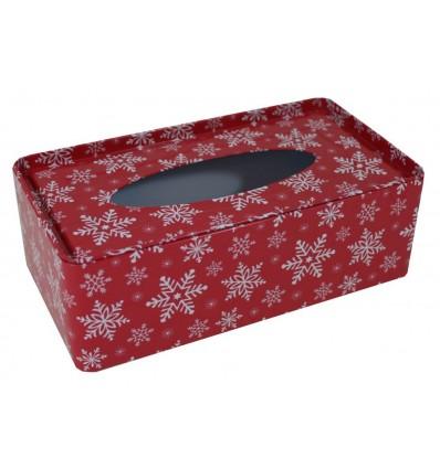 Krabička na tissue Vločky