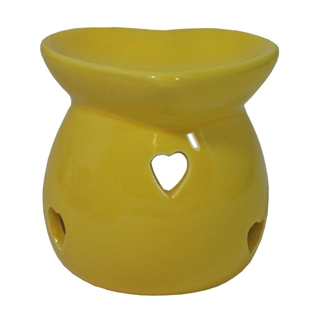 Aroma lampa srdíčka žlutá