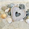 Ubrousky Srdce na pláži