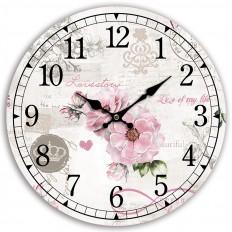 Nástěnné hodiny Love of my Life