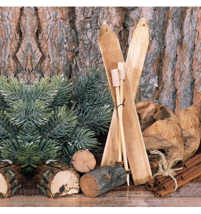 ubrousky-drevene-lyze