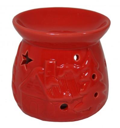 aromalampa-vanocni-chaloupka-cervena