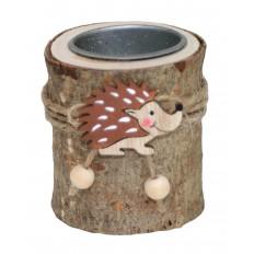 Svícen podzimní ježek