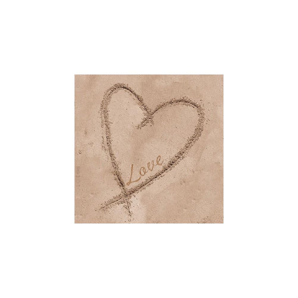 Ubrousky Srdce v písku
