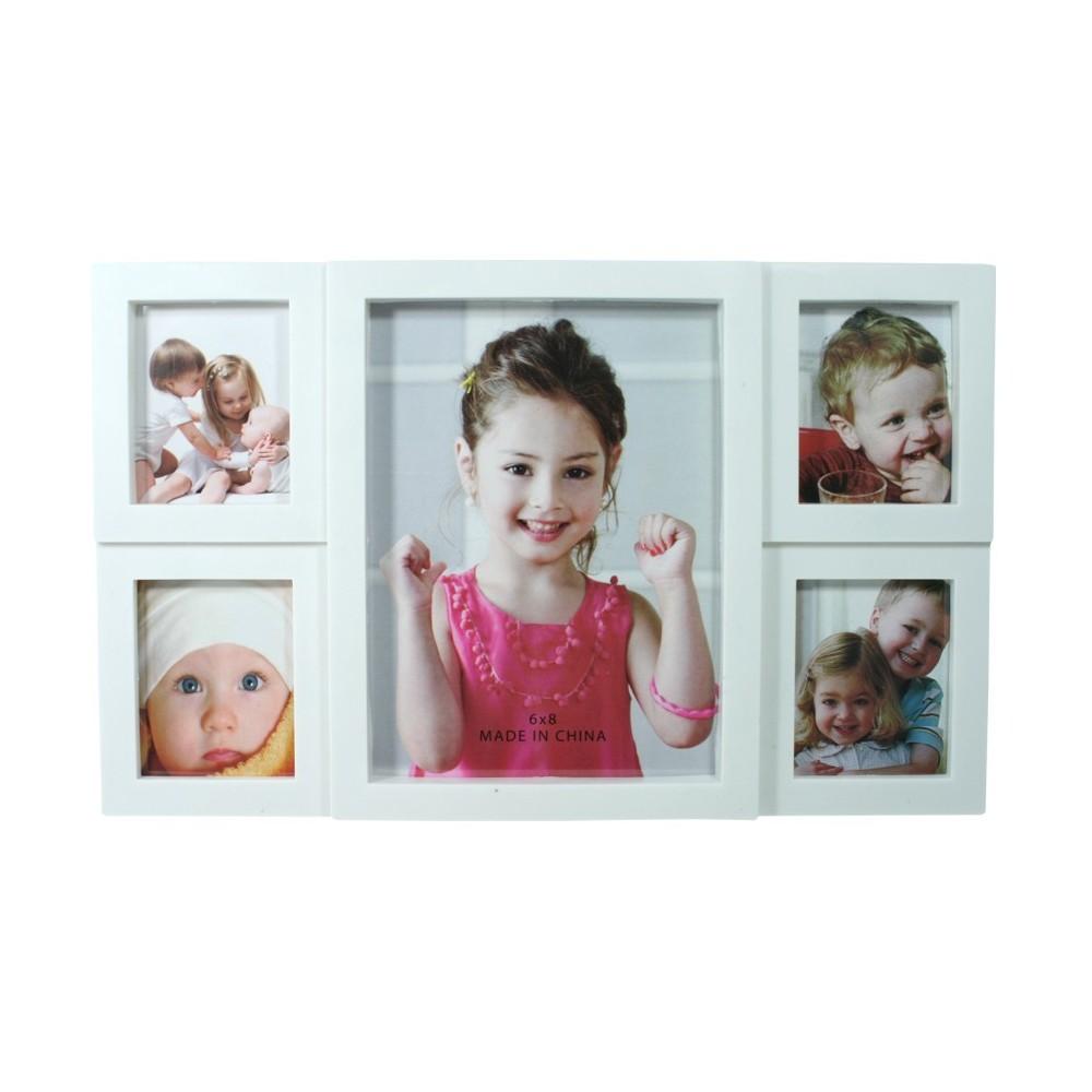 Fotorámeček dekorační 5 fotografií