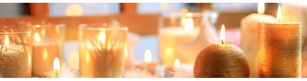 Svíčky vonné ve skle