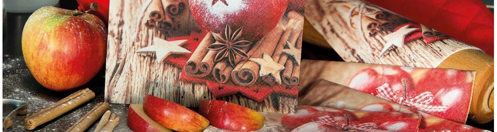 Kolekce Jablko a skořice